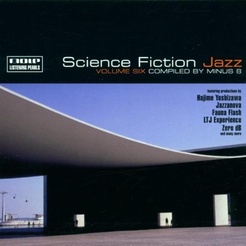 Minus 8 Vol. 6 Science Fiction Jazz