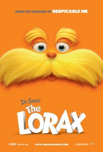 Dr. Seuss' The Lorax (2012) 2d Dr. Seuss' The Lorax (2012) 2d Blu Ray 3d Ws Pg 2 Br Incl. DVD