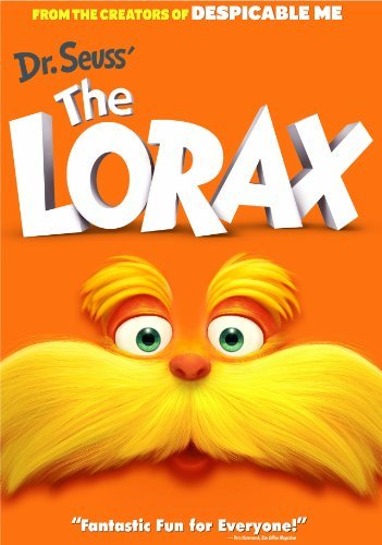 The Lorax (2012) Dr. Seuss' The Lorax (2012) DVD Pg