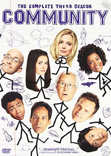 Community Season 3 DVD Nr