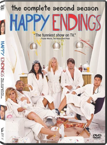 Happy Endings Season 2 DVD Nr Ws