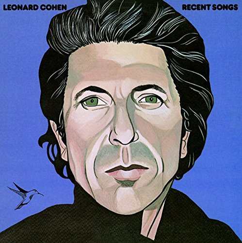 Leonard Cohen Recent Songs Import Eu 180gm Vinyl