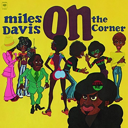 Miles Davis On The Corner Import Eu On The Corner