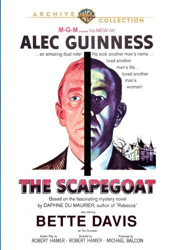Scapegoat (1958) Guinness Davis DVD Mod This Item Is Made On Demand Could Take 2 3 Weeks For Delivery