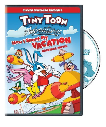 How I Spent My Vacation Tiny Toon Adventures Nr
