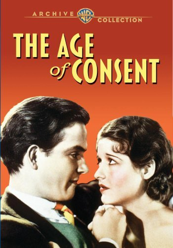 Age Of Consent (1932) Wilson Judge Cromwell Made On Demand Nr