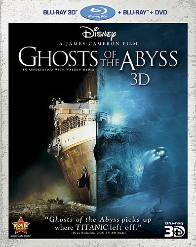 Ghosts Of The Abyss 2d 3d Ghosts Of The Abyss 2d 3d Blu Ray Ws 3d Pg 2 Br Incl. DVD
