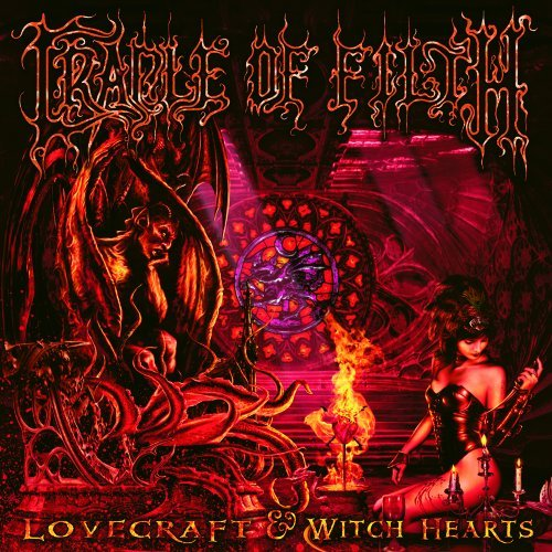 Cradle Of Filth Lovecraft & Witch Hearts 2 CD