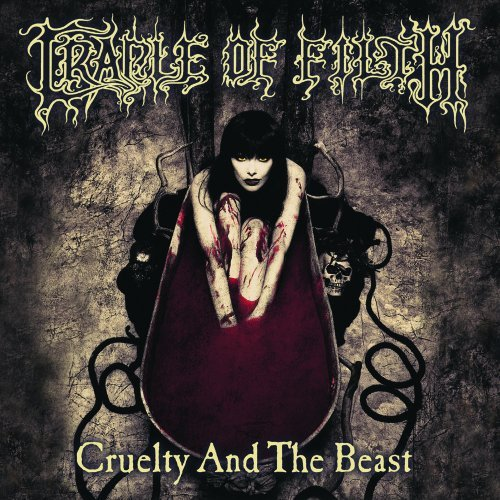 Cradle Of Filth Cruelty & The Beast 2 CD