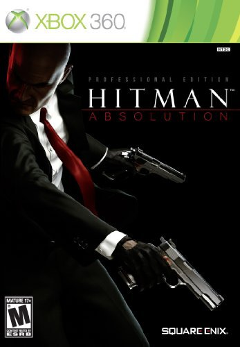 Xbox 360 Hitman Absolution Square Enix Llc M