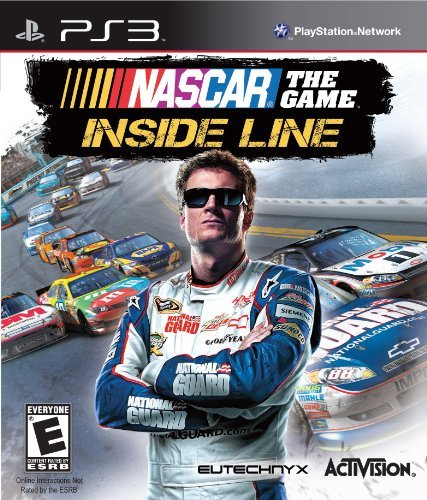 Ps3 Nascar The Game Inside Line Activision Publishing Inc. E