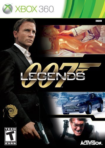 Xbox 360 James Bond 007 Legends