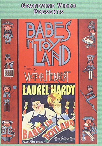 Babes In Toyland (1934) Laurel & Hardy Nr
