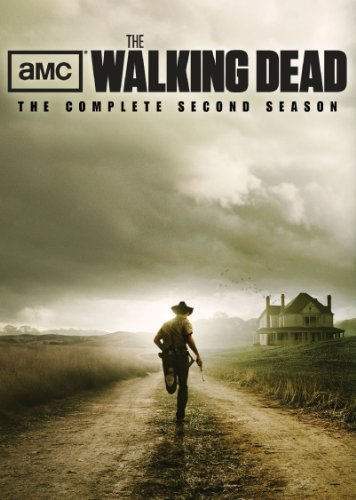 Walking Dead Season 2 DVD Tvma