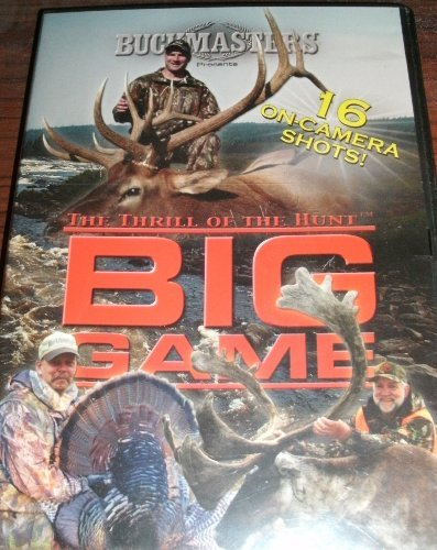 Buckmasters Presents Thrill Of The Hunt Big Ga