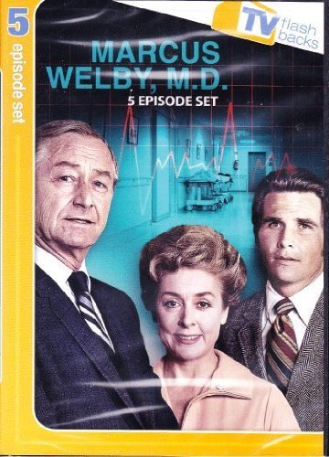 Marcus Welby M.D. 5 Episode Set