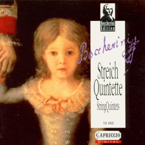 L. Boccherini Qnt Str15 16 23 62 Petersen Quartet