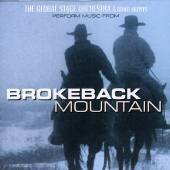 Brokeback Mountain Soundtrack Import