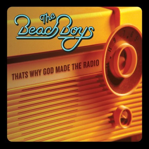 Beach Boys That's Why God Made The Radio 7 Inch Single