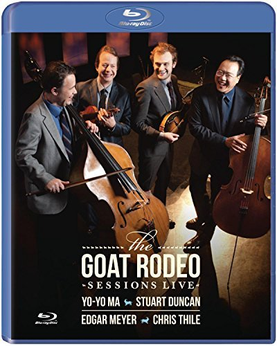 Ma Stuart Meyer Thile Goat Rodeo Sessions Live Blu Ray Ws