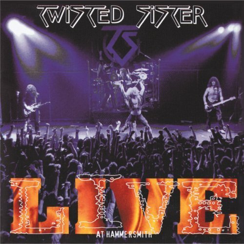 Twisted Sister Live At Hammersmith 2 CD