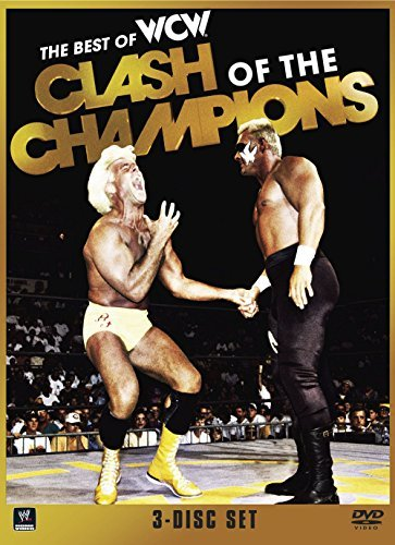 Wcw Clash Of The Champions Wwe Tvpg 3 DVD