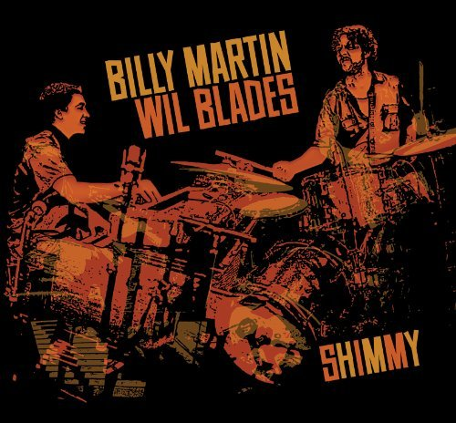 Billy Martin Wil Blades Shimmy