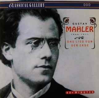 G. Mahler Song Of The Earth