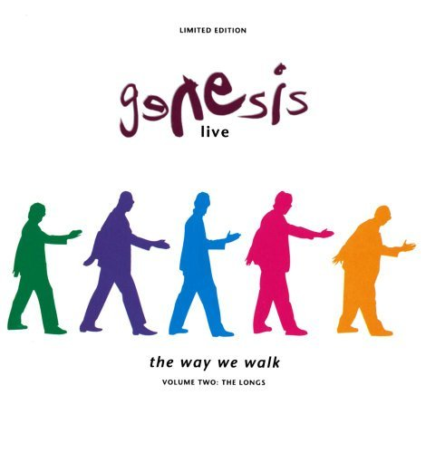 Genesis Live The Way We Walk Vol. 2 The Longs