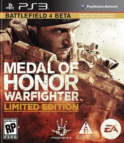Ps3 Medal Of Honor War Fighter Electronic Arts M