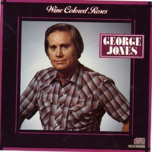 George Jones Wine Colored Roses
