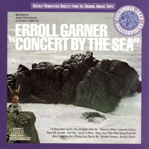 Garner Erroll Concert By The Sea
