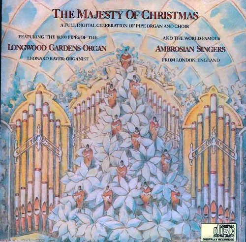 Ambrosian Singers Majesty Of Christmas