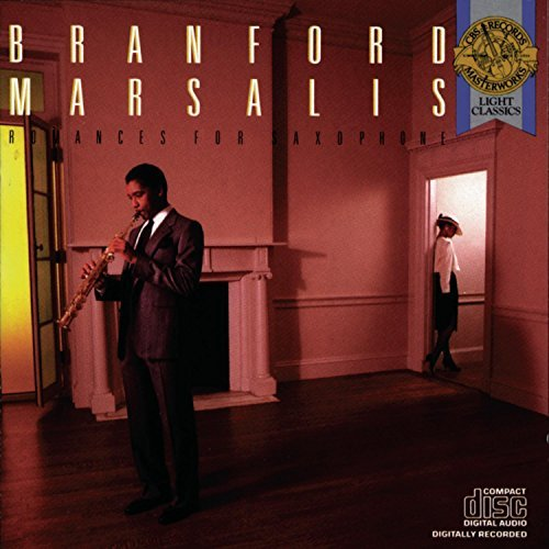 Branford Marsalis Romances For Saxophone Marsalis (sax) Litton English Co