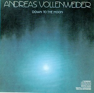Vollenweider Andreas Down To The Moon