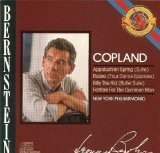 Copland Bernstein New York Billy The Kid Rodeo Appala