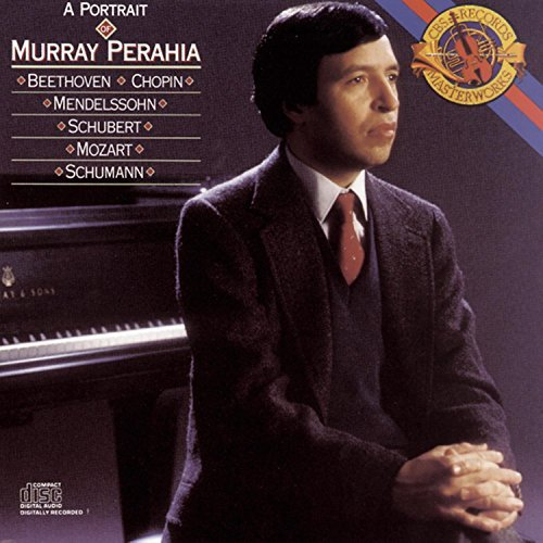 Murray Perahia Portrait Of Perahia (pno) Perahia English Co
