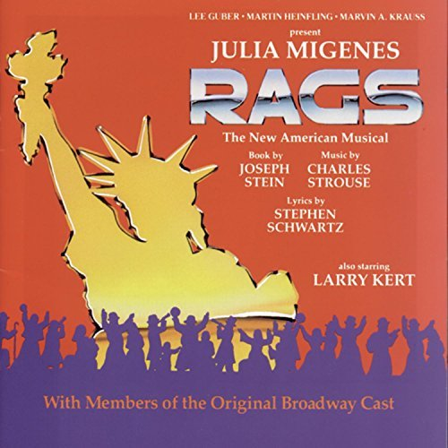 Rags New American Musical