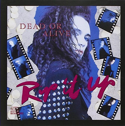Dead Or Alive Rip It Up CD R