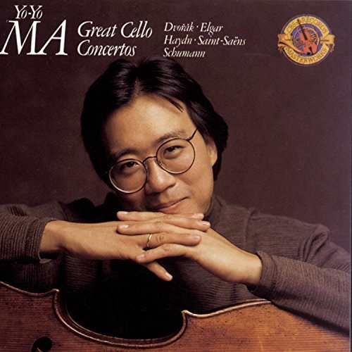 Yo Yo Ma Great Cello Concertos Ma (vc)