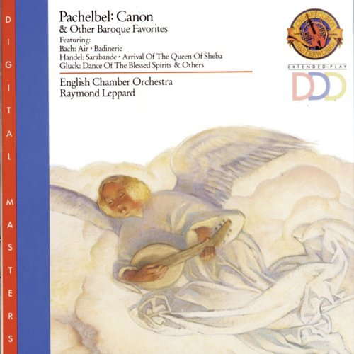 Pachelbel Bach Handel Gluck & Canon Other Baroque Favorites Leppard English Co