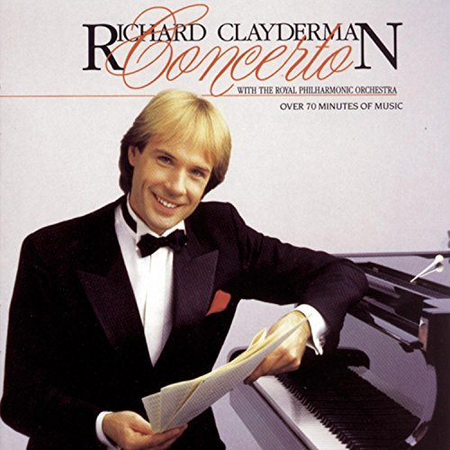 Richard Clayderman Concerto Clayderman*richard (pno) Royal Po