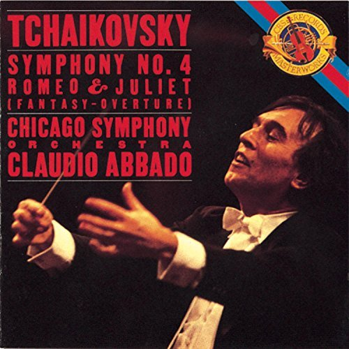 Tchaikovsky P.I. Symphony No 4 Abbado Chicago So