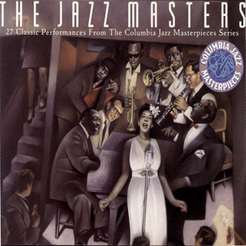 Columbia Jazz Masterpieces Jazz Masters Coltrane Sims Hawkins Holiday 2 CD Set
