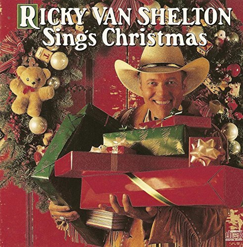 Ricky Van Shelton Sings Christmas This Item Is Made On Demand Could Take 2 3 Weeks For Delivery