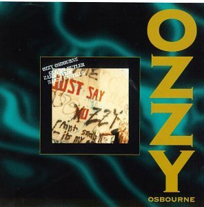 Osbourne Ozzy Just Say Ozzy
