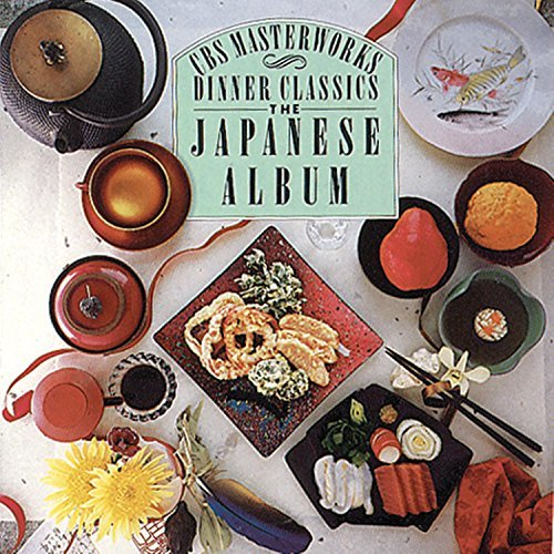 Dinner Classics Japanese Album