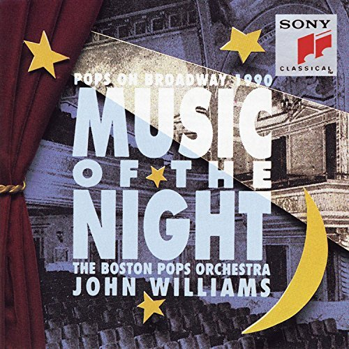 John Williams Music Of The Night Pops On Bro Williams Boston Pops Orch