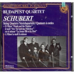F. Schubert Qt 13 In A Minor (rosamunde) A
