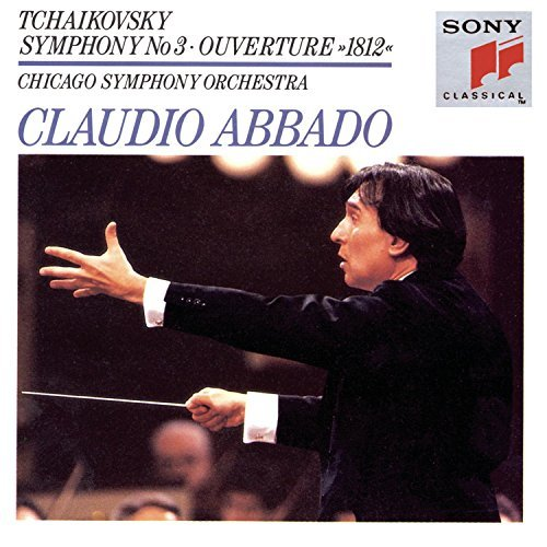 Tchaikovsky P.I. Symphony No 3 1812 Ovt Abbado Chicago So